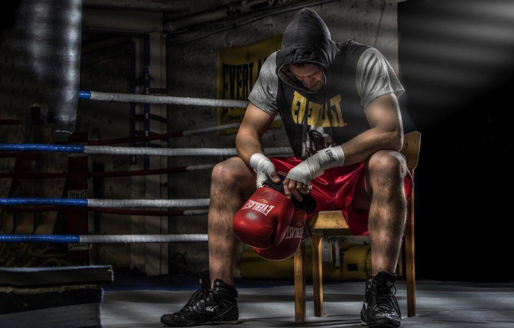 Упорство в спорте как ключ к успеху.