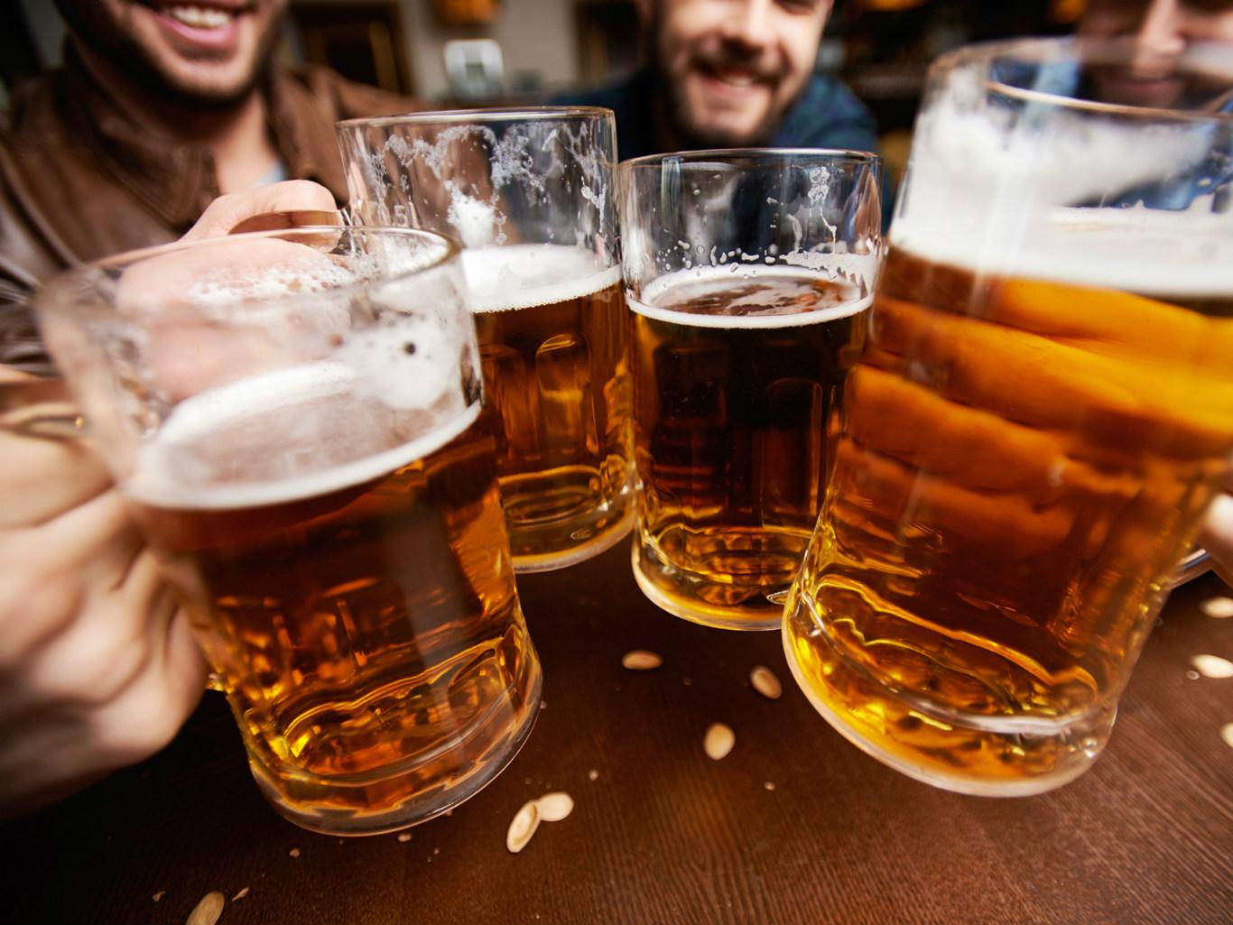 обнуляет ли пиво результат тренировки
