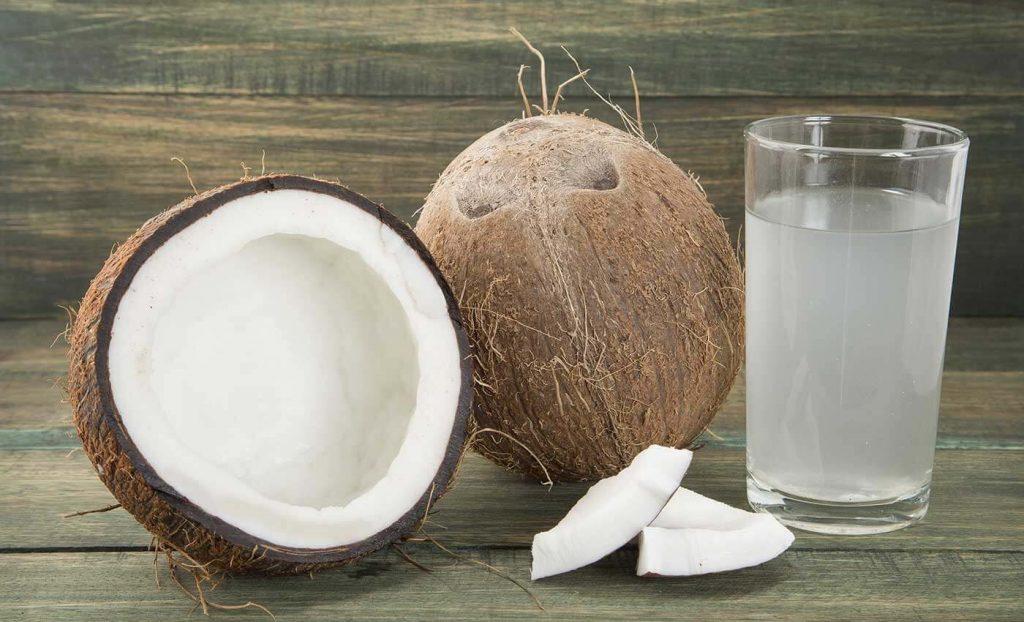 полезные свойства кокосовая вода