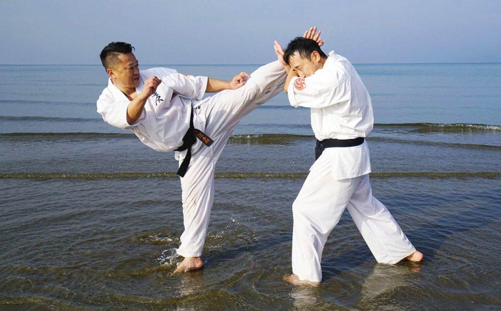 борьба со стрессом с помощью боевых искусств