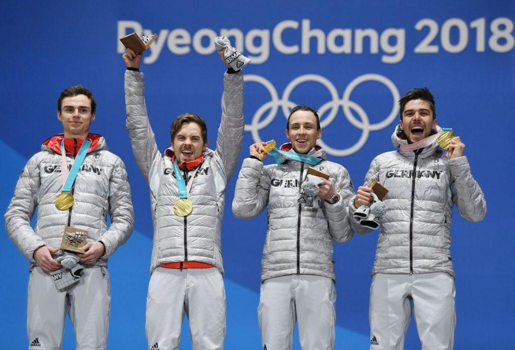 чемпионы олимпийских игр