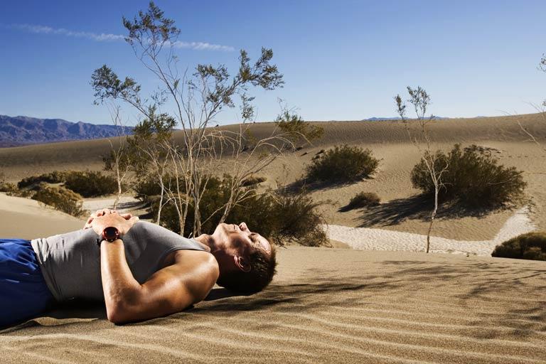 отдых в спорте - это не только физический, но и умственный отдых