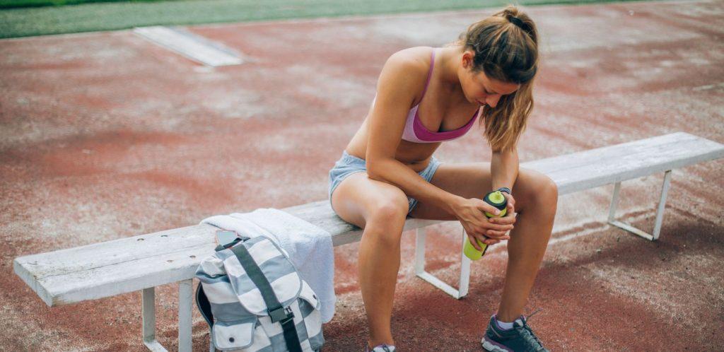 как безопасно бегать в жару