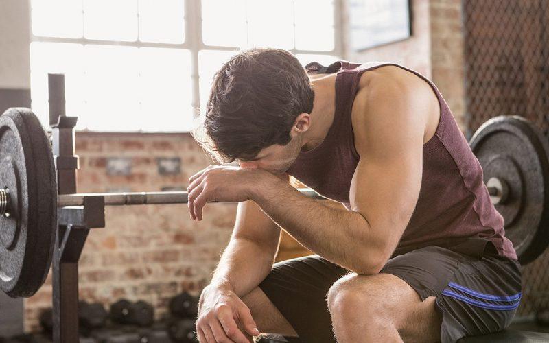 выгорание в спорте затрагивает психическое состояние человека