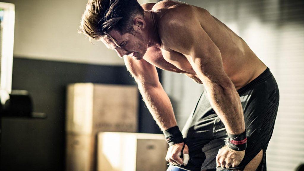 физический и моральный отдых между тренировками