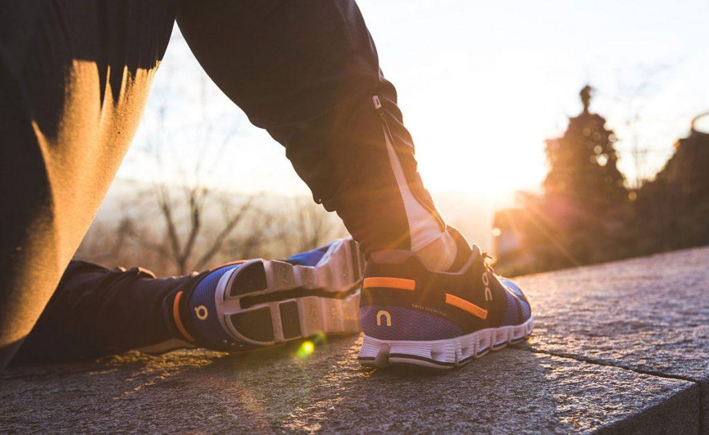 выбрать спортивную обувь для бега