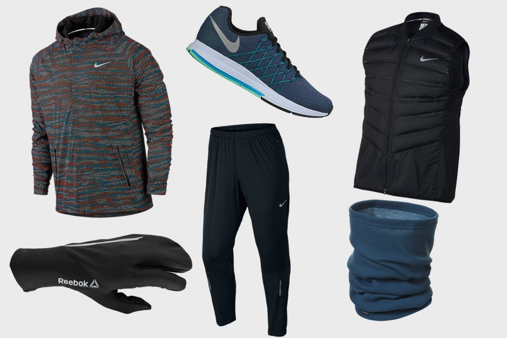 clothes for winter run