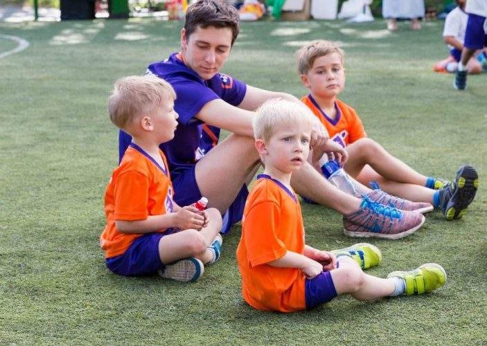 какой командный спорт подходит ребенку