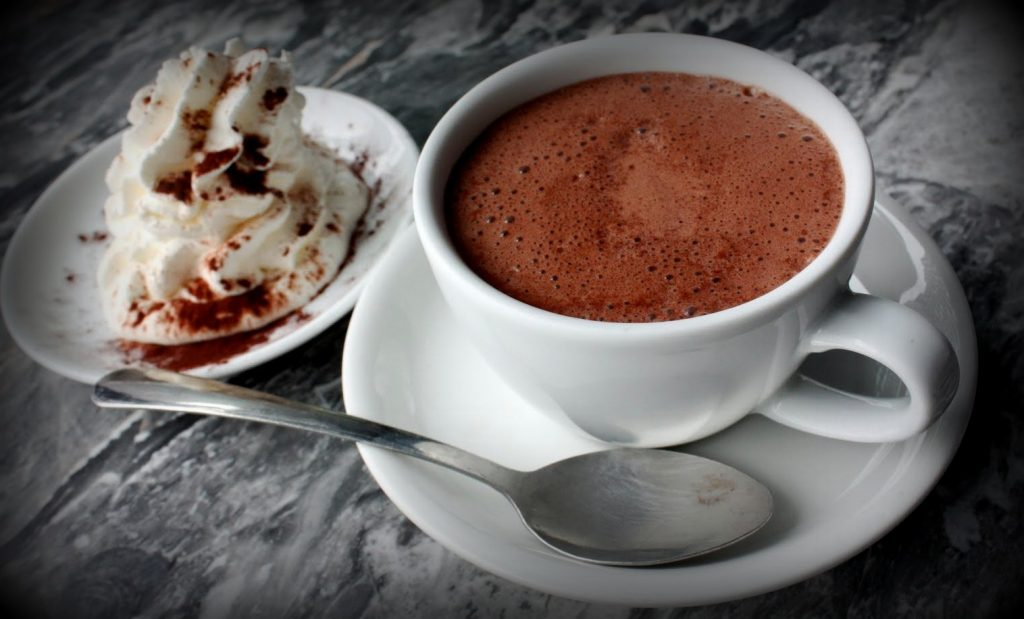 рецепт какао для спортсменов