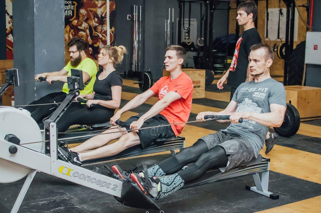 кроссфит тренировки для начинающих
