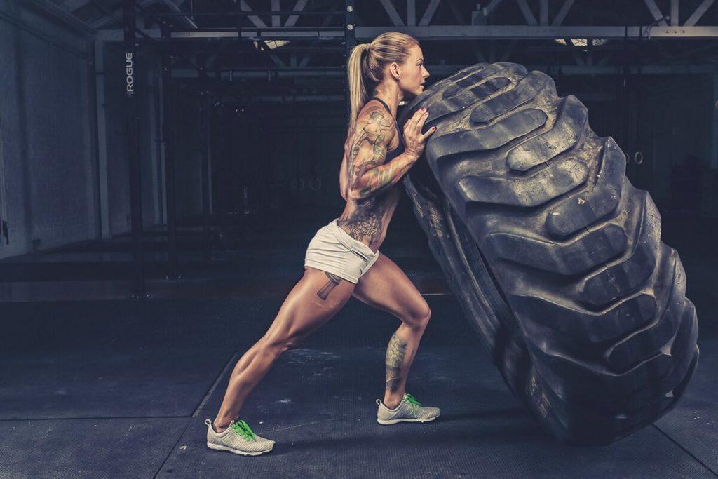 кроссфит тренировки для девушек
