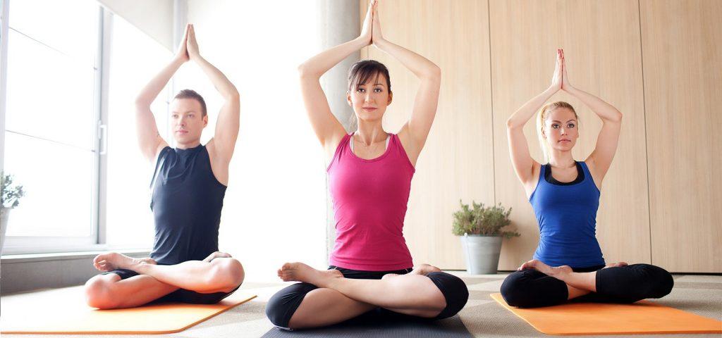 полезная йога практика