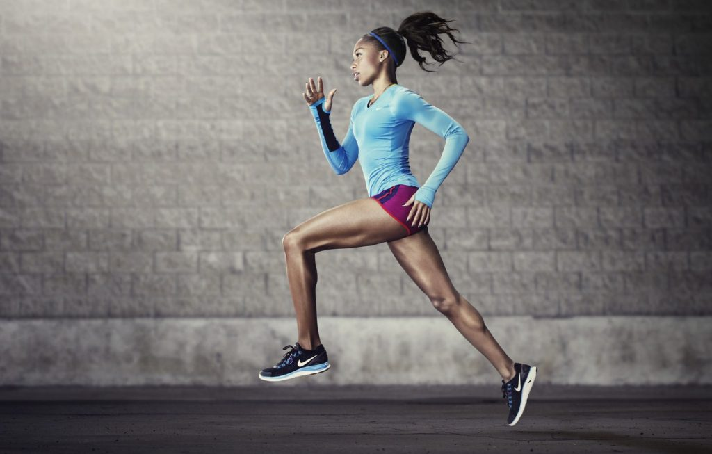 спорт помогает отвлечься и почувствовать себя лучше