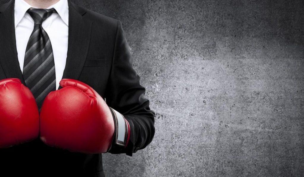 спорт помогает бороться с депрессией и тревогой, особенно бокс