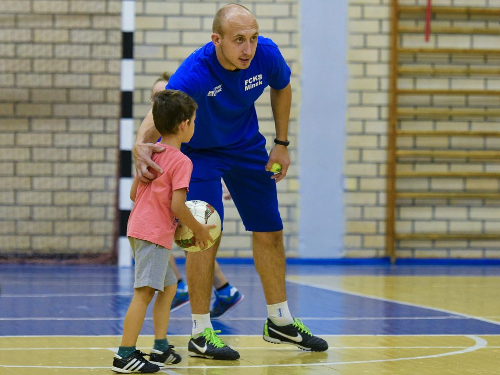 ребенок спортсмен дома - влияние родителей