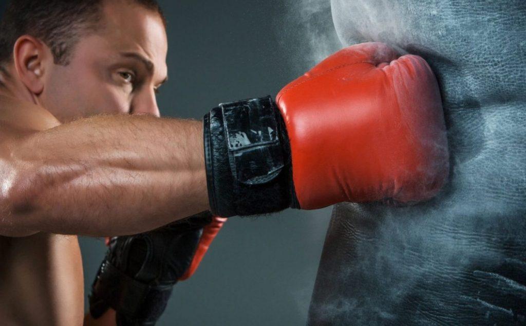 Держать удар – то, чему учит бокс