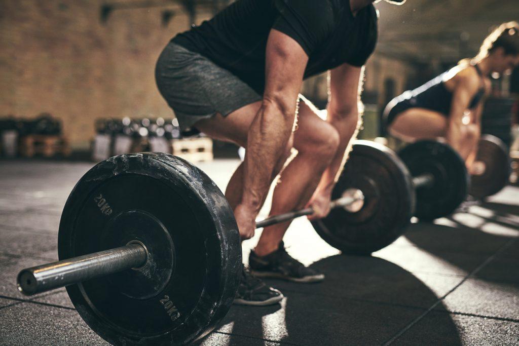Тренировки с отягощением замедляют процесс старения