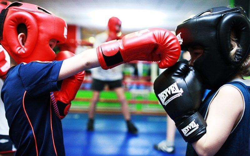как развиваются дети в боксе