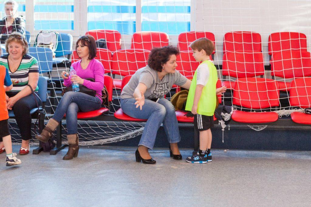 поведение родителей во время проведения родители во время детских спортивных соревнований