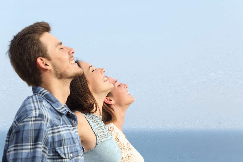 комплекс дыхательных упражнений - что такое дыхательная гимнастика для успокоения