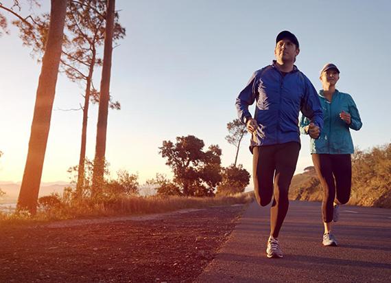 Простой совет для бега по утрам для начинающих.