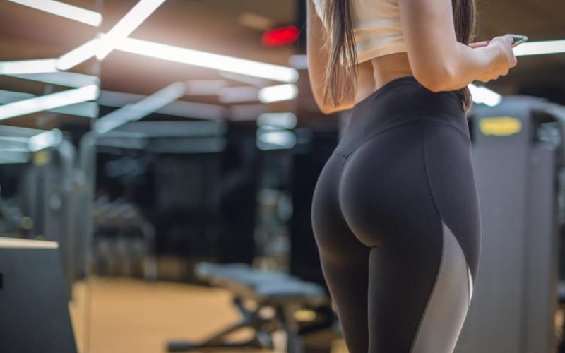 как делать упражнение выпад