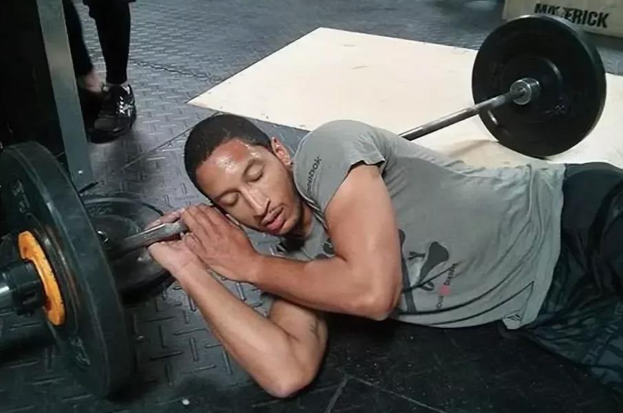 сон после тренировки