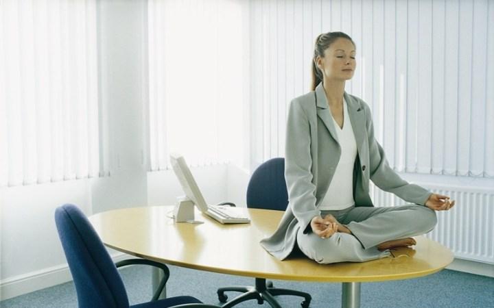 Как медитировать во время работы?