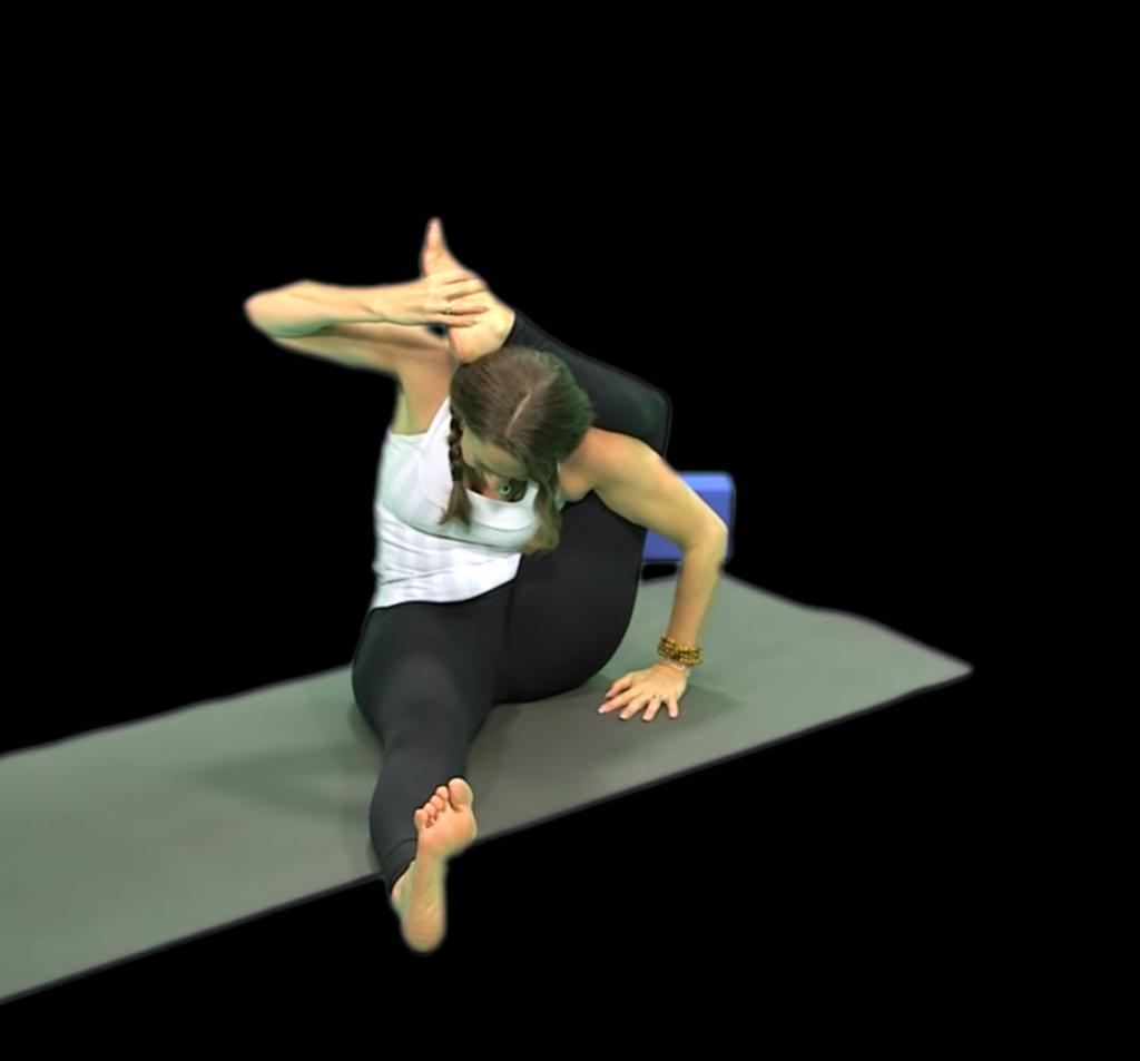 Как научиться закидывать ногу за голову? - 6 простых шагов