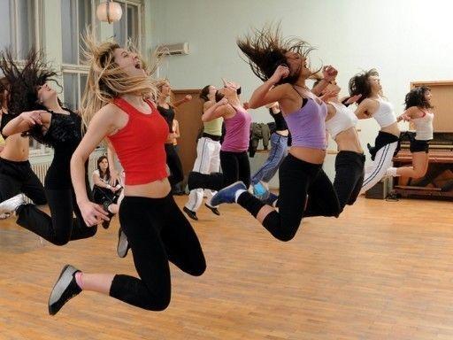 Зумба для похудения - потные танцы