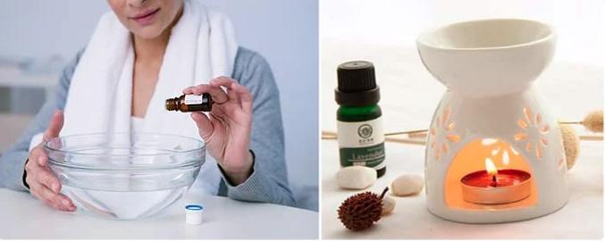 Эфирное масло для ароматерапии