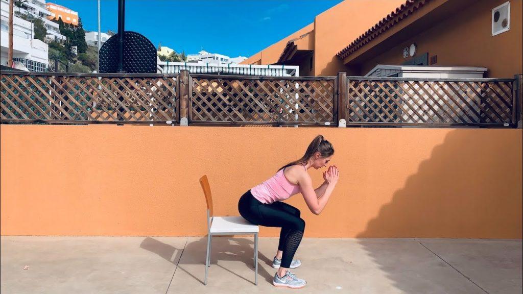 Бомбическая тренировка от целлюлита в домашних условиях для новичков.