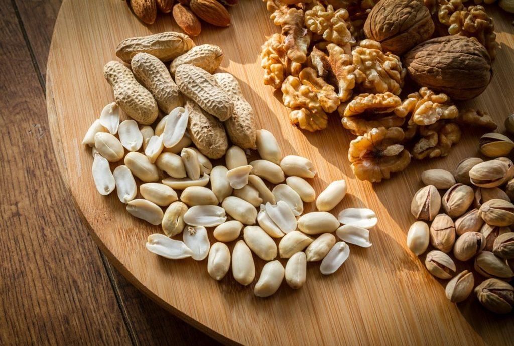 Что мешает похудеть? – 5 ошибок. Для начала хватит жрать орехи!