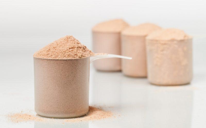 9 потрясающих рецептов с протеином - готовимся к лету!